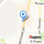 Экспресс Стрижка на карте Щёкино
