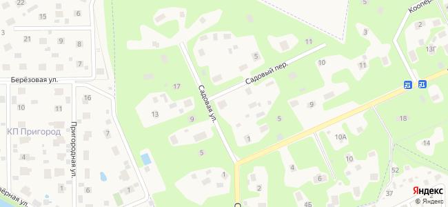 Лобня (Лобня городской округ, Московскаяобл.), Садовая, 10
