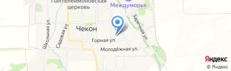 Фельдшерский пункт на карте Анапы