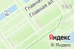 Схема проезда до компании Высота Привал в Москве