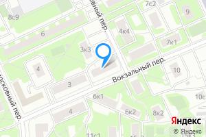 Снять комнату в Москве Вокзальный пер., 3к1