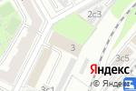 Схема проезда до компании Applei.ru в Москве