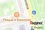 Схема проезда до компании Студия красоты Андрея Мокроусова в Москве