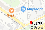 Схема проезда до компании ONLY в Москве