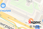 Схема проезда до компании HobbyGames в Москве