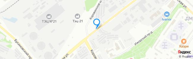 Ижорская улица