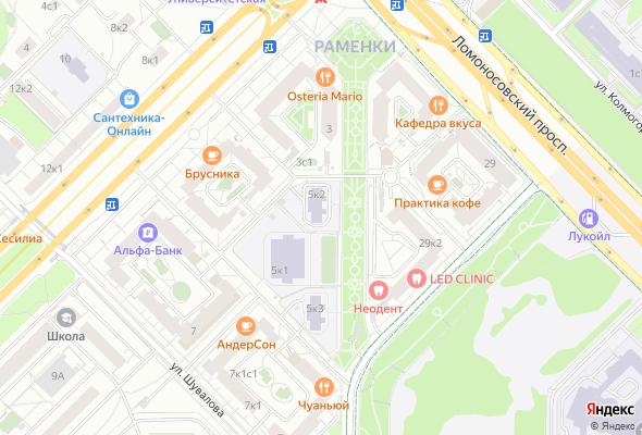 продажа квартир Квартал Шуваловский