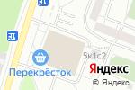Схема проезда до компании Магазин детских игрушек на Голубинской в Москве