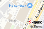 Схема проезда до компании Just Loft в Москве