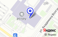 Схема проезда до компании ТФ СПЕКТРУМ-ИНФО XXI в Москве