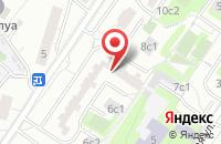 Схема проезда до компании Сдм-Инвест в Москве