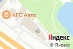 Схема проезда до компании Арт-сервис в Москве