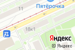 Схема проезда до компании Фея в Москве
