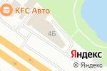 Схема проезда до компании ПаркБетон в Москве
