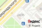 Схема проезда до компании 35 в Москве