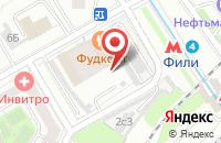 Схема проезда до компании Литкар в Москве