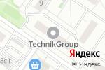 Схема проезда до компании Промэлек в Москве