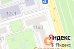 Схема проезда до компании Ритэйл Групп Электро в Москве