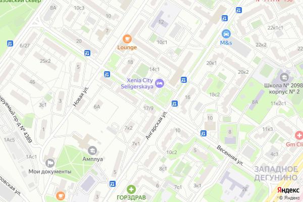Ремонт телевизоров Улица Весенняя на яндекс карте