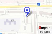 Схема проезда до компании ДОПОЛНИТЕЛЬНЫЙ ОФИС ГУБКИНСКИЙ в Губкине