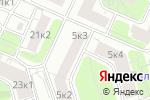 Схема проезда до компании В шоколаде в Москве