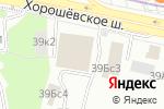 Схема проезда до компании Рыбалка в Москве