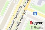 Схема проезда до компании Кокос и Мир в Москве