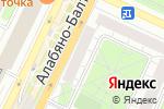 Схема проезда до компании Грация-М в Москве