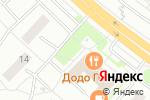 Схема проезда до компании Фермерский дворик в Москве