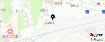 Ховер Авто на карте Москвы