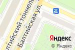 Схема проезда до компании Таис ОМ в Москве