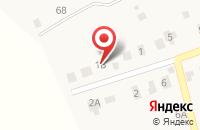 Схема проезда до компании Гвардия в Костином