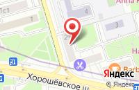 Схема проезда до компании Универсал Групп в Москве