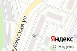 Схема проезда до компании Общественный пункт охраны порядка Юго-Западного административного округа в Москве