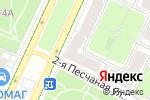 Схема проезда до компании Эра Минералс Рус в Москве