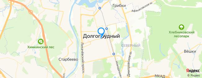 город Долгопрудный