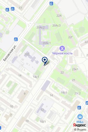 АПТЕКА МАКС-ФАРМ на карте Новой