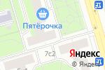 Схема проезда до компании Туран в Москве