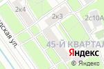 Схема проезда до компании Арса-А в Москве