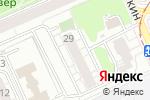 Схема проезда до компании Rara avis в Москве