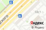 Схема проезда до компании Биостория в Москве
