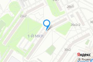 Сдается однокомнатная квартира в Москве м. Коньково, улица Островитянова, 26к2