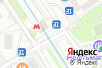 Схема проезда до компании Вента АМ в Москве
