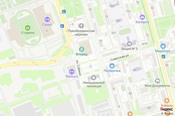 Ремонт телевизоров Город Долгопрудный на яндекс карте