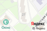 Схема проезда до компании Будь здоров в Москве