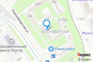 Снять комнату в Москве м. Фили, улица Новозаводская, дом 2