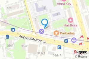 Сдается комната в двухкомнатной квартире в Москве Хорошёвское ш., 92