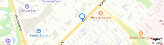 Мосфильмовская улица