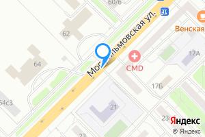 Сдается комната в двухкомнатной квартире в Москве Мосфильмовская улица
