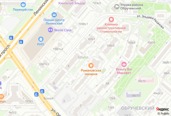 продажа квартир Квартал 38А